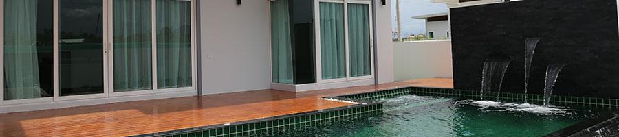 基拉泳池别墅